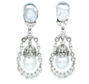 Deirdre Featherstone Earrings  2013 AGTA Spectrum Award for